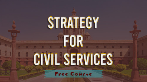 Strategy for Civil Services